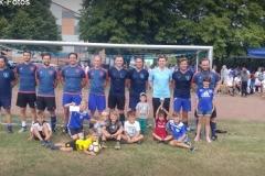Die Sieger von 'Ein Dorf spielt Fußball'